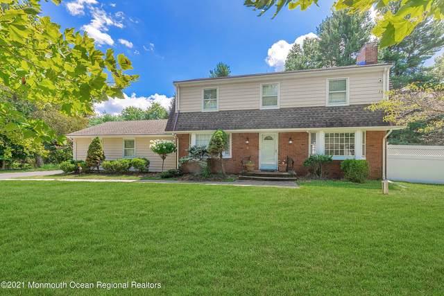 19 Williamsburg S, Colts Neck, NJ 07722 (MLS #22125561) :: The Dekanski Home Selling Team