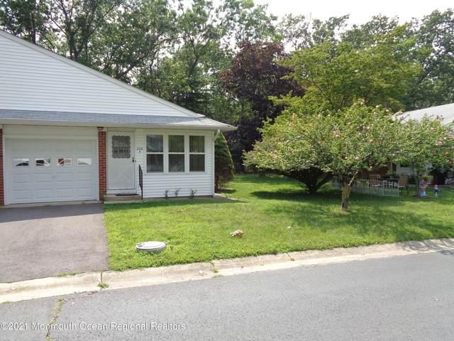 226 B Columbine Avenue, Whiting, NJ 08759 (MLS #22125618) :: William Hagan Group