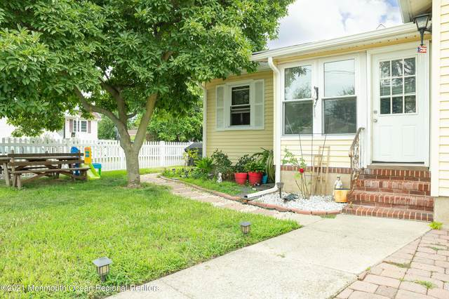 107 Frances Place, Keansburg, NJ 07734 (#22125640) :: Daunno Realty Services, LLC