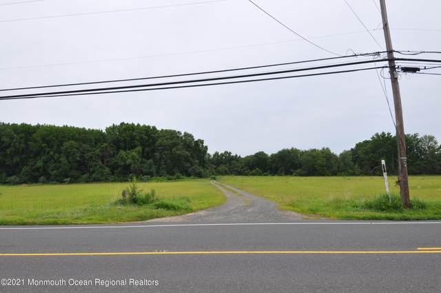 0B Route 539, Allentown, NJ 08501 (MLS #22125758) :: William Hagan Group