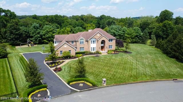 14 Shady Tree Lane, Colts Neck, NJ 07722 (MLS #22125785) :: William Hagan Group