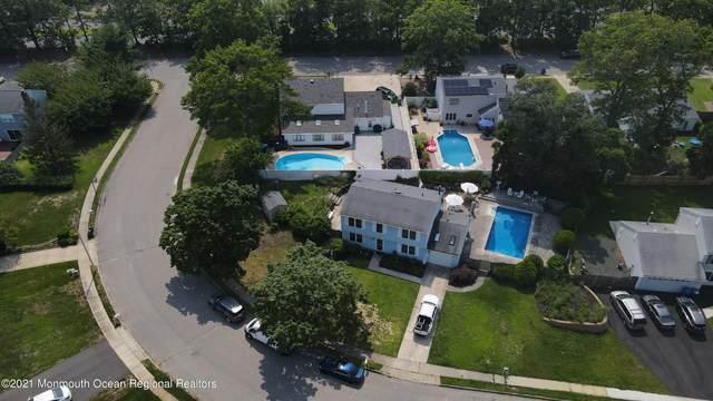 1150 Laurel Drive, Toms River, NJ 08753 (MLS #22125824) :: The Sikora Group