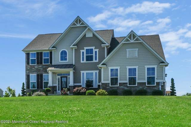 42 Gina Drive, Allentown, NJ 08501 (MLS #22125832) :: The CG Group | RE/MAX Revolution