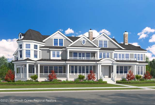 65 South Boulevard, Spring Lake, NJ 07762 (MLS #22125882) :: The Sikora Group
