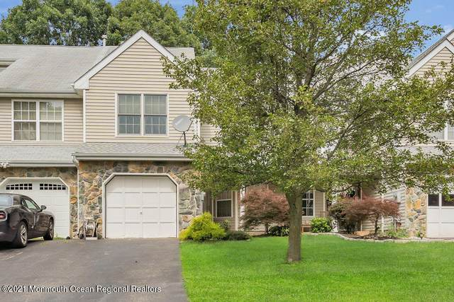 210 Moses Milch Drive, Howell, NJ 07731 (MLS #22125905) :: The Sikora Group