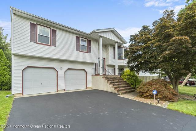 1020 Mulberry Place, Toms River, NJ 08753 (MLS #22126307) :: Team Pagano