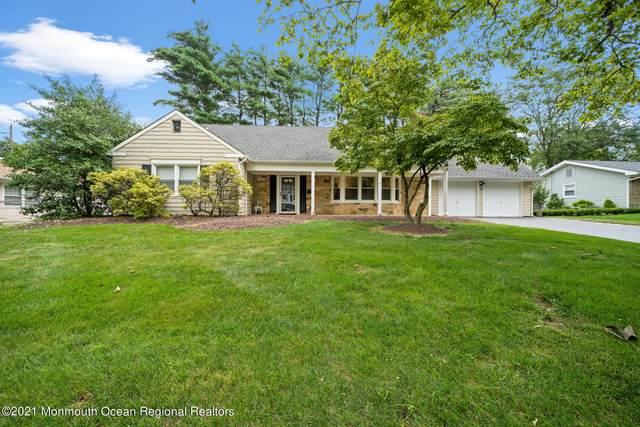 60 Ayrmont Lane, Matawan, NJ 07747 (#22126402) :: Rowack Real Estate Team