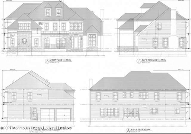 4 Blue Marl Lane, Marlboro, NJ 07746 (#22126440) :: Rowack Real Estate Team