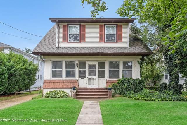 270 Spring Street, Red Bank, NJ 07701 (MLS #22126564) :: William Hagan Group