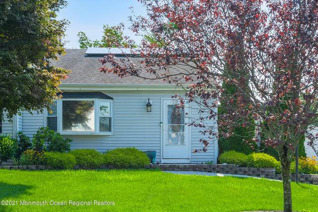 551 Iron Kettle Road, Toms River, NJ 08753 (MLS #22126738) :: The CG Group | RE/MAX Revolution