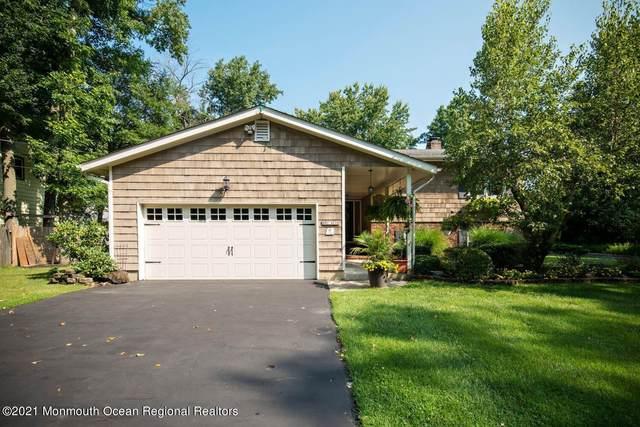607 Auth Avenue, Ocean Twp, NJ 07755 (MLS #22126874) :: Kiliszek Real Estate Experts
