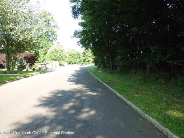 0 Thistle Lane, Holmdel, NJ 07733 (MLS #22126922) :: Team Gio | RE/MAX