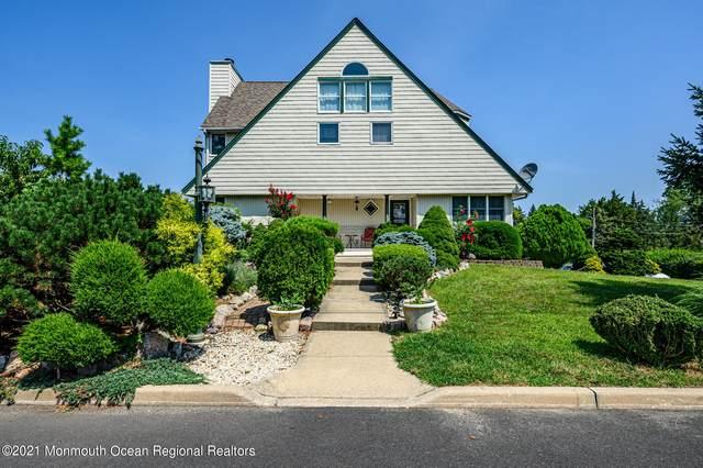 530 Clubhouse Plz, Brick, NJ 08723 (#22126930) :: Rowack Real Estate Team