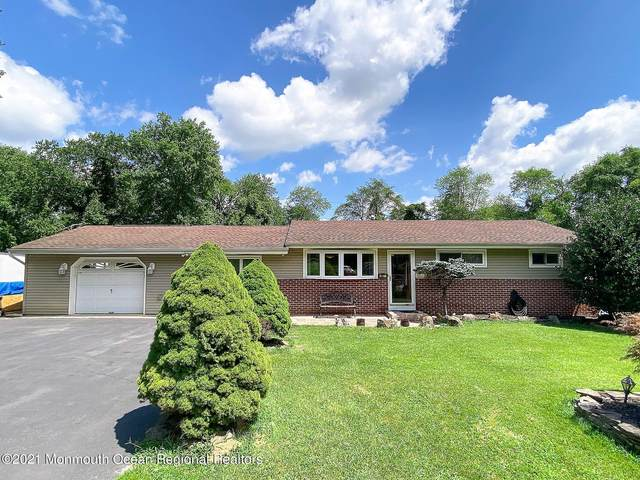 46 Forest Drive, Jackson, NJ 08527 (MLS #22127213) :: The CG Group | RE/MAX Revolution