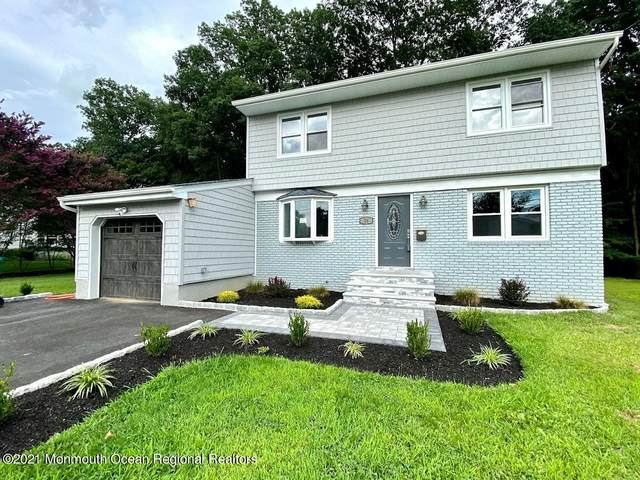 28 Chestnut Drive, Matawan, NJ 07747 (MLS #22127232) :: The Ventre Team