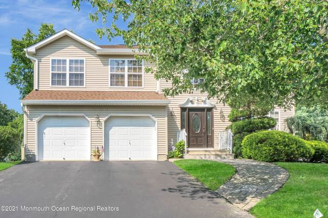 7 Sun Hollow Road, Howell, NJ 07731 (MLS #22127350) :: The CG Group | RE/MAX Revolution