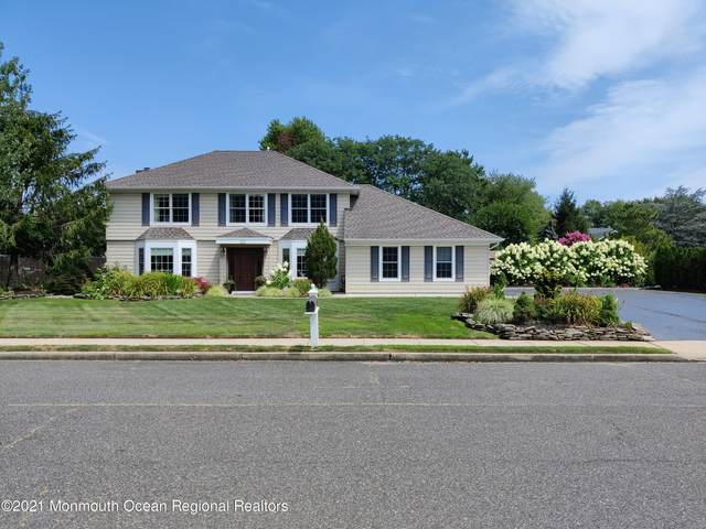 80 Forest Street, West Long Branch, NJ 07764 (MLS #22127495) :: Team Pagano