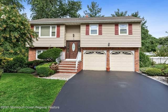 46 Tanglewood Road, Middletown, NJ 07748 (#22127549) :: Rowack Real Estate Team