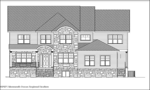 0 Larrabee Boulevard, Howell, NJ 07731 (MLS #22127606) :: William Hagan Group
