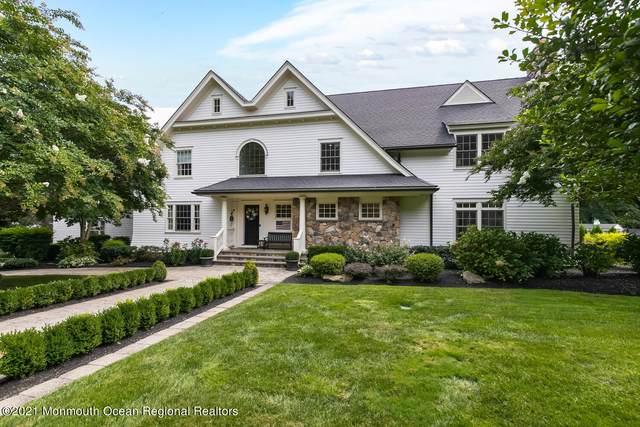 7 Sheraton Lane, Rumson, NJ 07760 (MLS #22127638) :: Laurie Savino Realtor