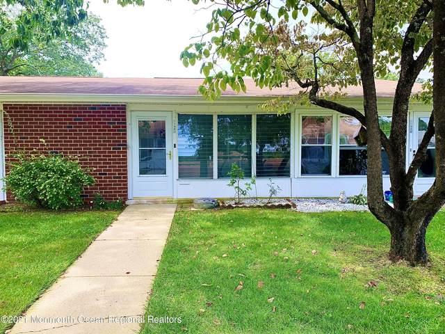 1194 Clydebank Court C, Lakewood, NJ 08701 (#22127704) :: Rowack Real Estate Team