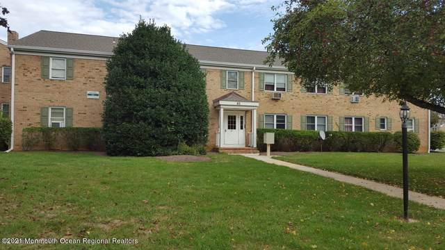 61 Manchester Court C, Freehold, NJ 07728 (MLS #22128057) :: The CG Group | RE/MAX Revolution