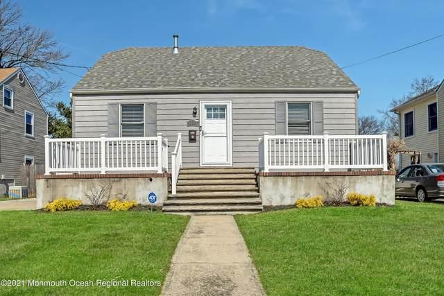1107 Grassmere Avenue, Ocean Twp, NJ 07712 (MLS #22128066) :: The MEEHAN Group of RE/MAX New Beginnings Realty