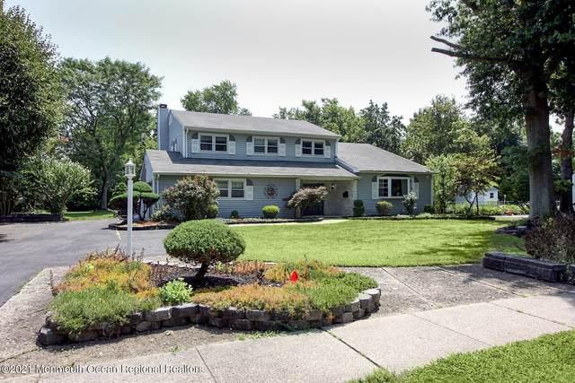 112 Heritage Drive, Freehold, NJ 07728 (#22128200) :: Rowack Real Estate Team