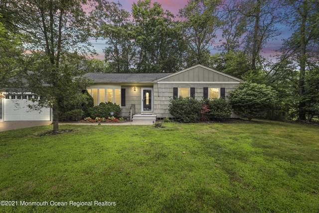 1317 Franklin Avenue, Ocean Twp, NJ 07712 (MLS #22128229) :: Kiliszek Real Estate Experts