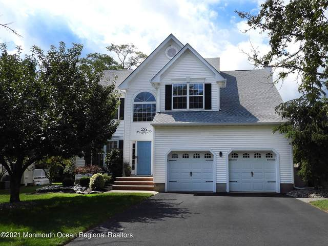 26 Constitution Drive, Shrewsbury Boro, NJ 07702 (MLS #22128260) :: William Hagan Group