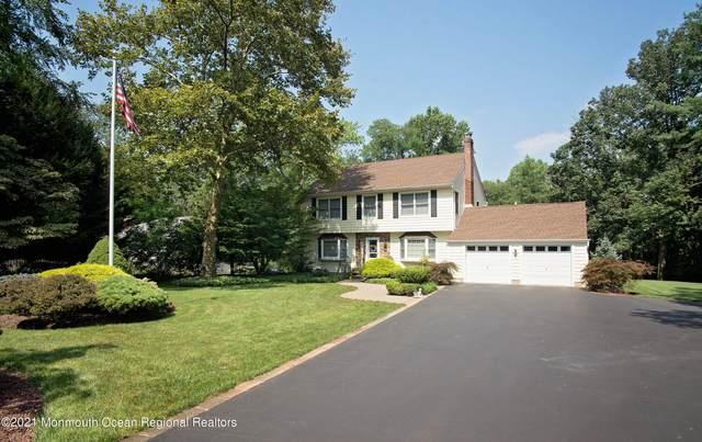 6 Lake Drive, Colts Neck, NJ 07722 (MLS #22128445) :: PORTERPLUS REALTY