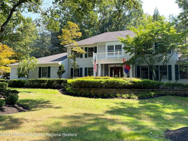 86 Green Meadow Boulevard, Middletown, NJ 07748 (MLS #22128492) :: The CG Group | RE/MAX Revolution