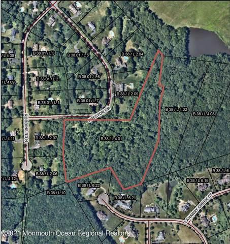 3 Preston Drive, Millstone, NJ 08535 (MLS #22128538) :: William Hagan Group