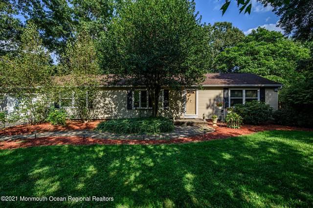 45 N Hope Chapel Road, Jackson, NJ 08527 (MLS #22128592) :: William Hagan Group