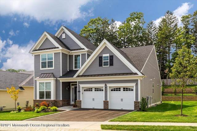 13 Blue Heron Drive, Ocean Twp, NJ 07712 (MLS #22128644) :: William Hagan Group