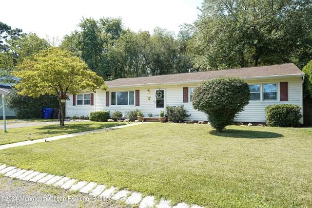 250 Emerald Drive, Brick, NJ 08723 (MLS #22128651) :: Team Pagano