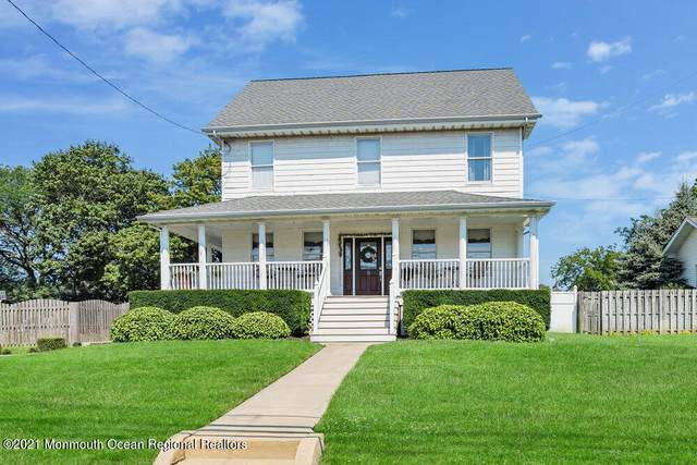 5 Wesley Street, Monmouth Beach, NJ 07750 (MLS #22128726) :: The CG Group   RE/MAX Revolution