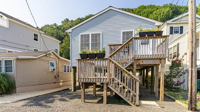 357 Shore Drive, Highlands, NJ 07732 (MLS #22128763) :: The MEEHAN Group of RE/MAX New Beginnings Realty