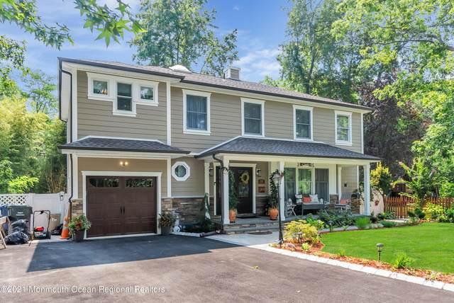 207 Bimbler Boulevard, Ocean Twp, NJ 07712 (MLS #22128774) :: Corcoran Baer & McIntosh
