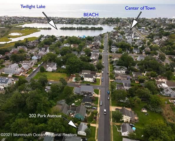 202 Park Avenue, Bay Head, NJ 08742 (MLS #22128788) :: Provident Legacy Real Estate Services, LLC