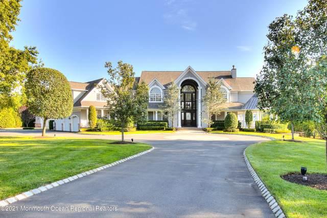 43 Oakes Road, Rumson, NJ 07760 (MLS #22128812) :: Laurie Savino Realtor