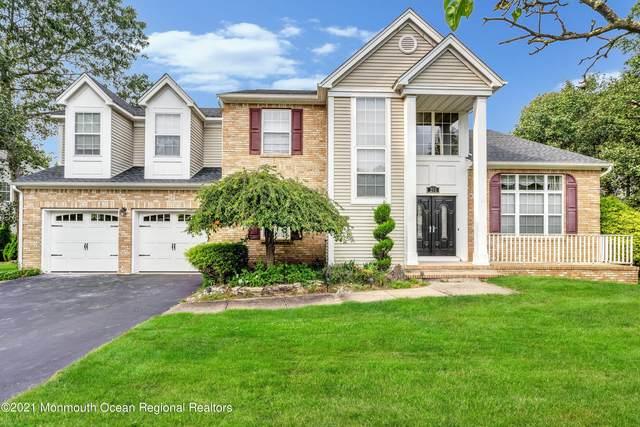 291 Grande River Boulevard, Toms River, NJ 08755 (#22128911) :: Rowack Real Estate Team