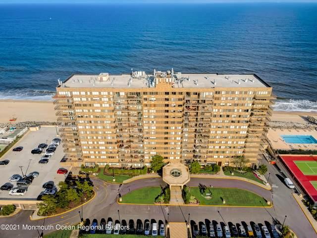 55 Ocean Avenue 10K, Monmouth Beach, NJ 07750 (MLS #22128933) :: The CG Group | RE/MAX Revolution