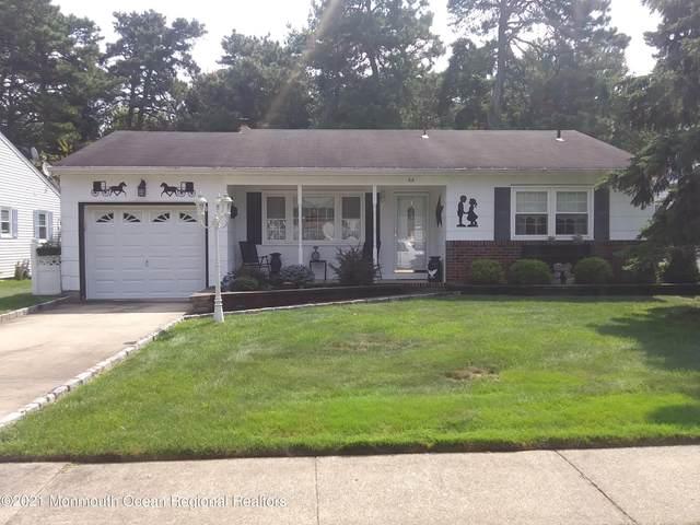 66 Millbrook Drive, Toms River, NJ 08757 (#22129036) :: Rowack Real Estate Team
