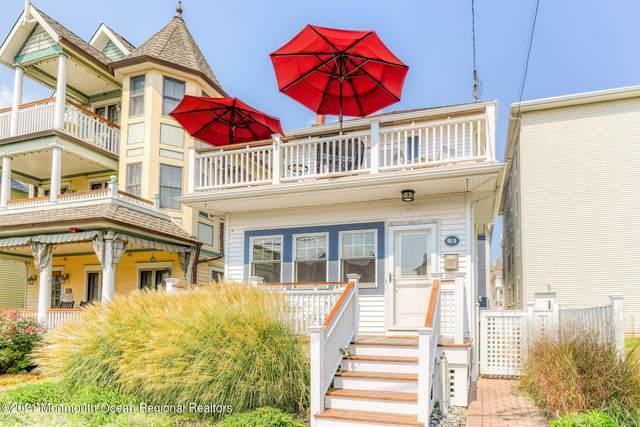 21 Heck Avenue, Ocean Grove, NJ 07756 (MLS #22129071) :: Team Pagano