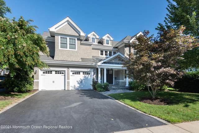 98 Harvard Road, Fair Haven, NJ 07704 (MLS #22129332) :: William Hagan Group