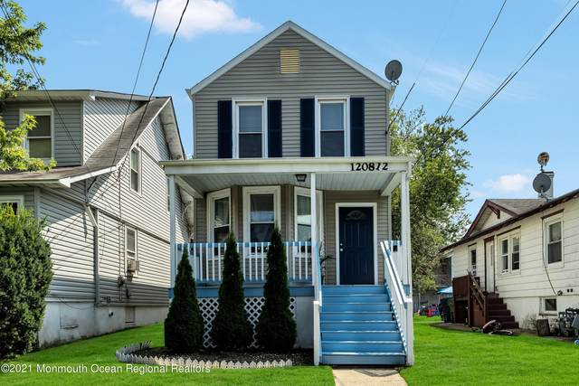1208 8th Avenue 1/2, Neptune Township, NJ 07753 (MLS #22129460) :: William Hagan Group