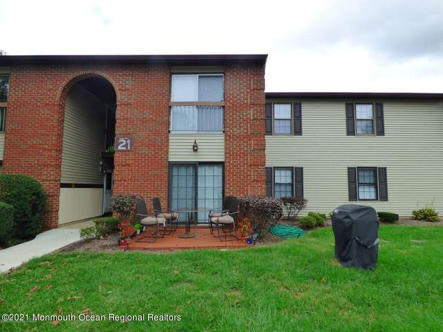 21 Augusta Court #8, Freehold, NJ 07728 (MLS #22129477) :: The CG Group | RE/MAX Revolution