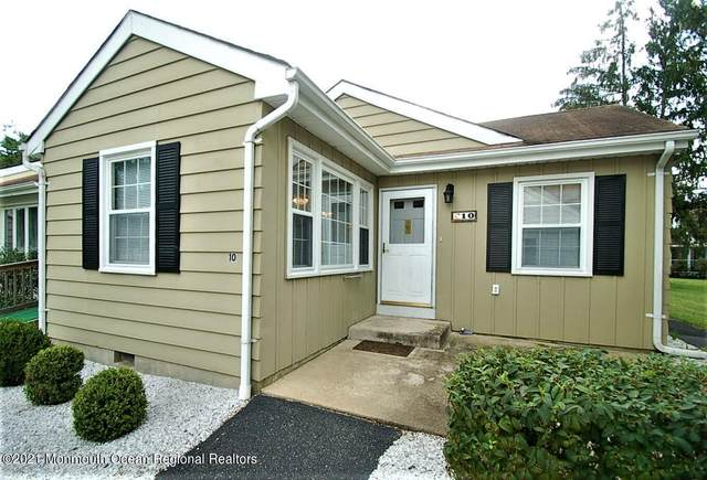 10 Dover Walk #1110, Toms River, NJ 08753 (MLS #22129558) :: The MEEHAN Group of RE/MAX New Beginnings Realty