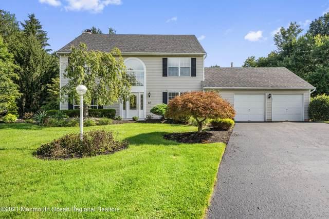 10 Sunnywoods Road, Manalapan, NJ 07726 (#22129568) :: Rowack Real Estate Team